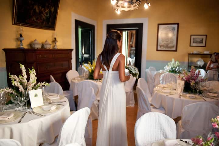 Cilento Weddings, in the charm of the XVII century