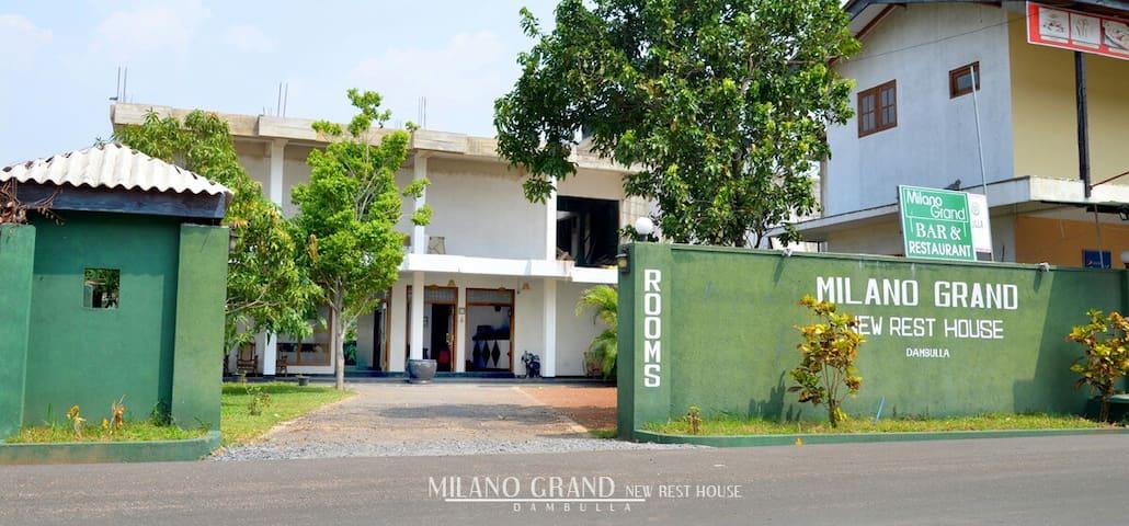 MILANO GRAND NEW REST HOUSE - Dambulla - Bed & Breakfast