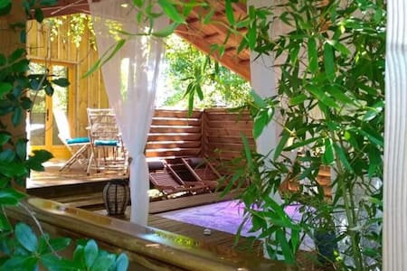 Chalet SAVANNAKETH avec SPA PRIVATIF coin paradis