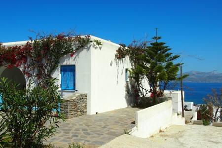 Apartment with Sea View, Paros