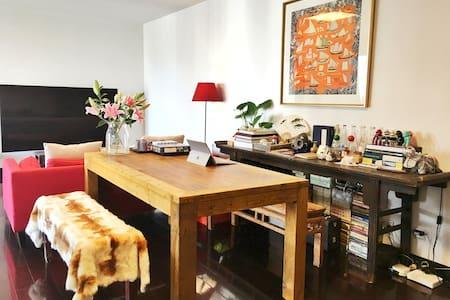 田子坊日月光的高层公寓/ART Room in Tianzifang - Shanghai - Apartment