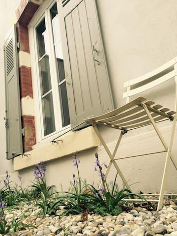 """Belle maison de ville """"la paloma bianca"""" - Vienne - House"""