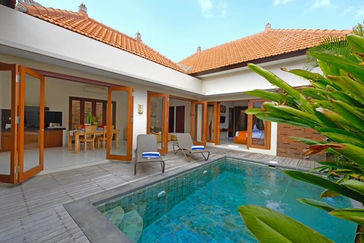Magnificent 2 Bedrooms villa with Private Pool
