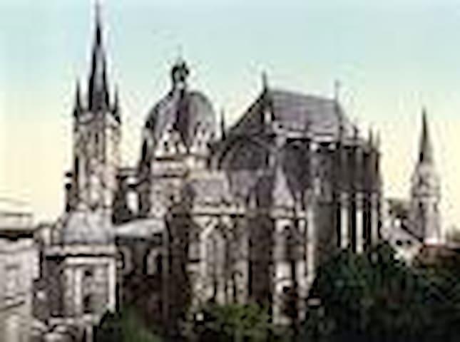 Guidebook for Aachen