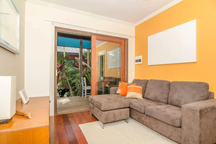 'Deck House Byron Bay' - Quiet Area