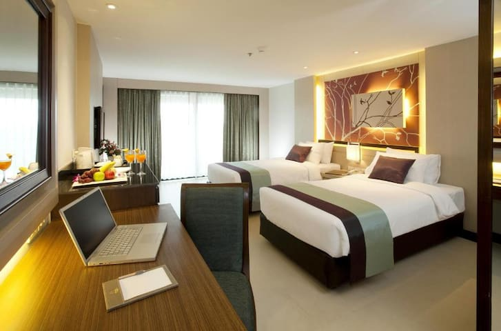 Stylish superior room in Trang