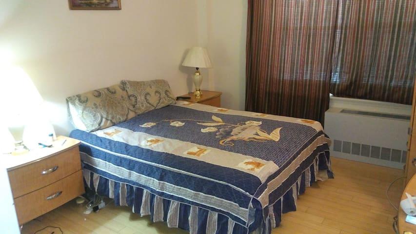 2e chambre pour 1 personne où couple