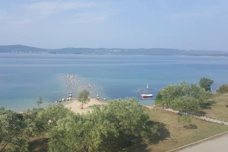 Beautiful apartman on the beach - Biograd na Moru