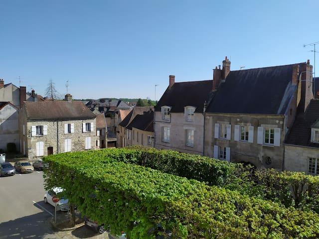 Studio au coeur du quartier Historique de Crépy