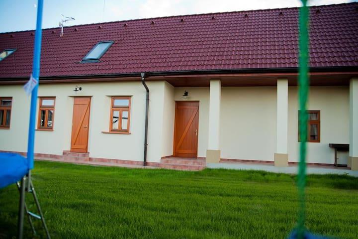 Apartmánový dom farma Obeckov