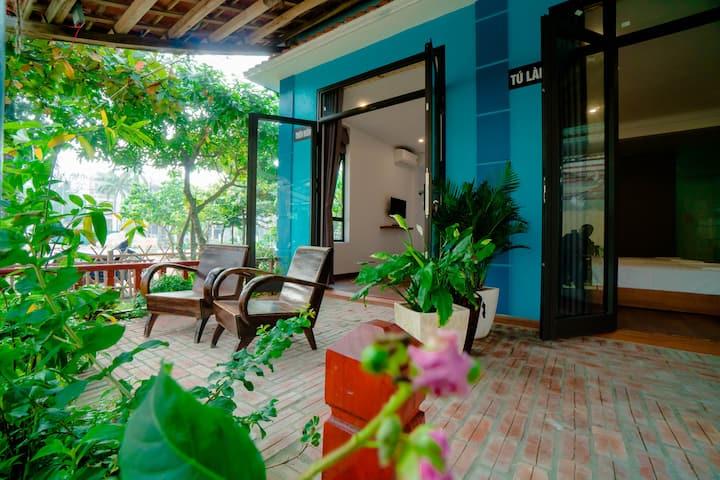 Seasand Homestay_Private Room 3 pax Tu Lan