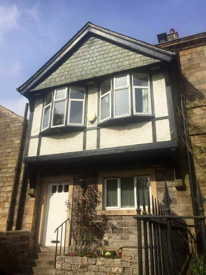 Three storey house in the beautiful Ribble Valley.