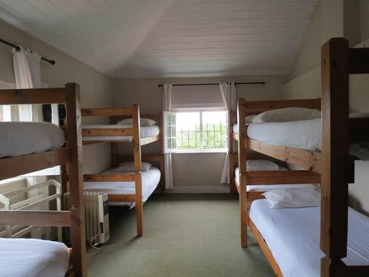 District 8 dorm room