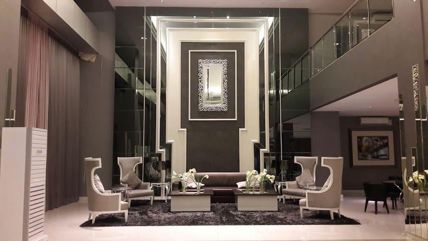 Cozy 1BR Studio room Educity - Surabaya - east - Appartement