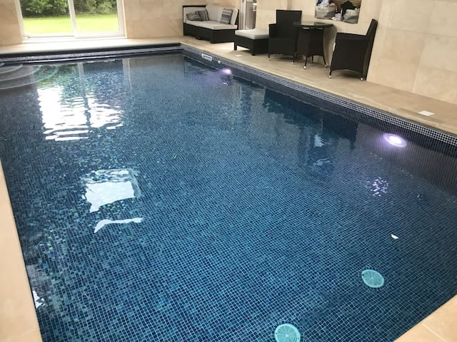 Indoor Pool near Goodwood  - Boxgrove Chichester