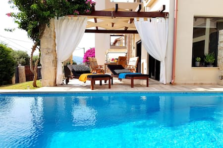 Villa Vanessa - Agios Vasilios - Dům