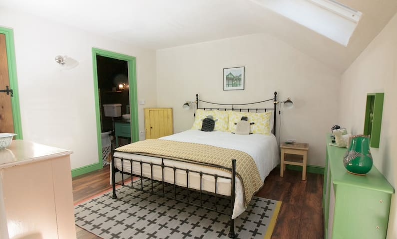 Bedroom 4 with en-suite