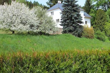 Luxe villa in bergachtig gebied - Vidochov - วิลล่า