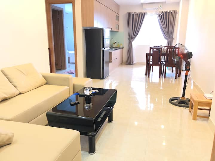 MuongThanh apartment by the sea- Two bedroom