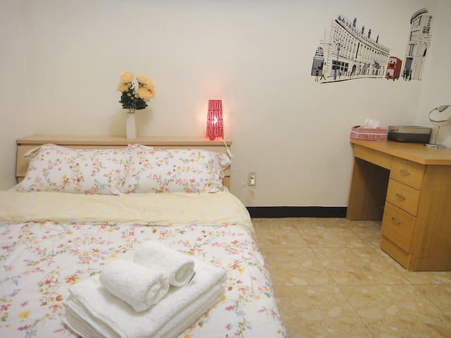 Mylucky's Cozy Double Room C in Taipei 101