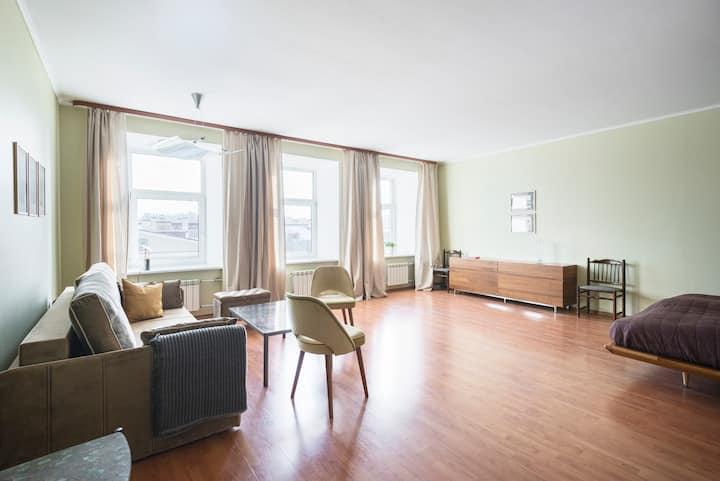 Cosy apartment near the Erimitage