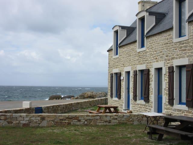 Ty Fanch au calme sur le littoral - Penmarch - Dom