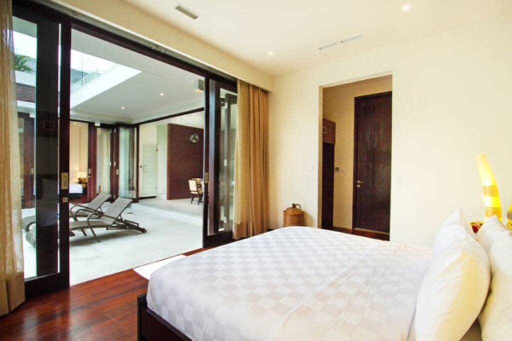 Luxe 2 Bedroom Pool Villa Portsea