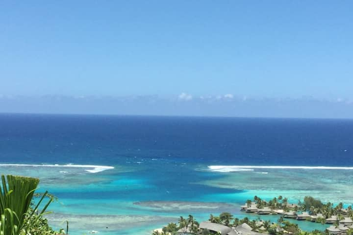 Villa avec vue splendide sur ocean