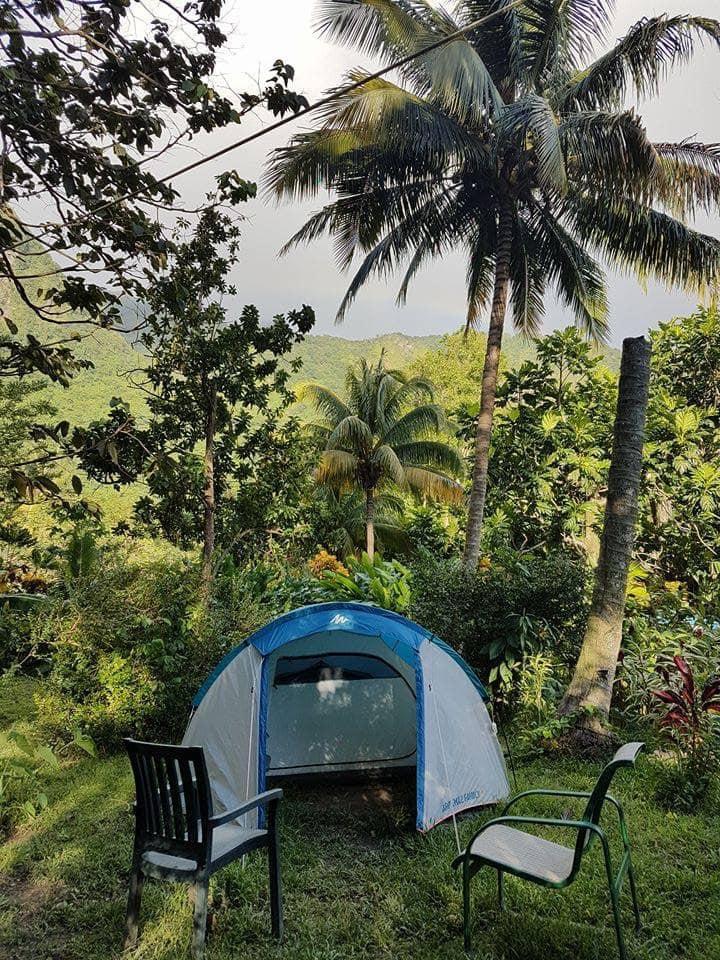 """Big Banana Campground """"Zouk"""""""