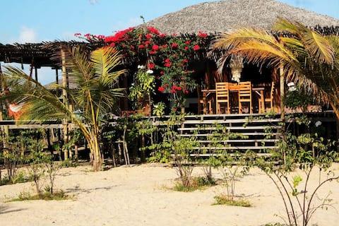 Casa por do Sol - bungalow 1