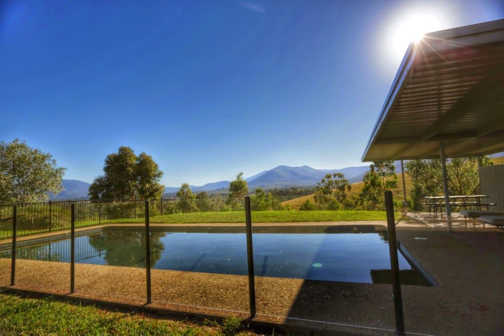 Swimming Pool - View