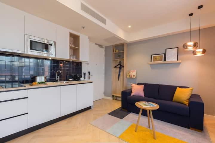 One-bedroom Suite met keuken en inclusief ontbijt