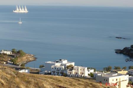 Farm accommodation at M. Gialos - Syros - 公寓