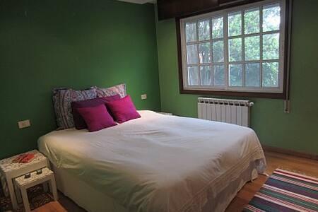 Habitación en casa con jardín en Val Miñor - Gondomar - Hus