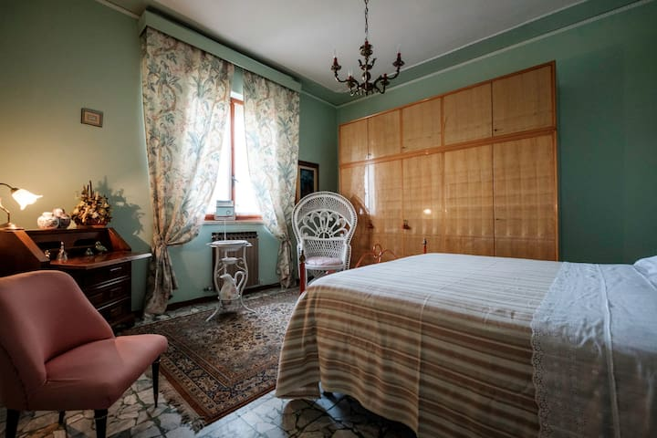 Prima camera matrimoniale