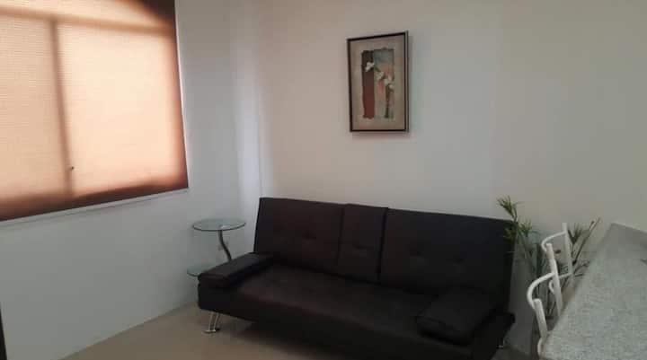 Suite en ciudadela Manta beach,