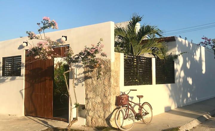 Mediterranean Villa in the Caribbean  - Bikes
