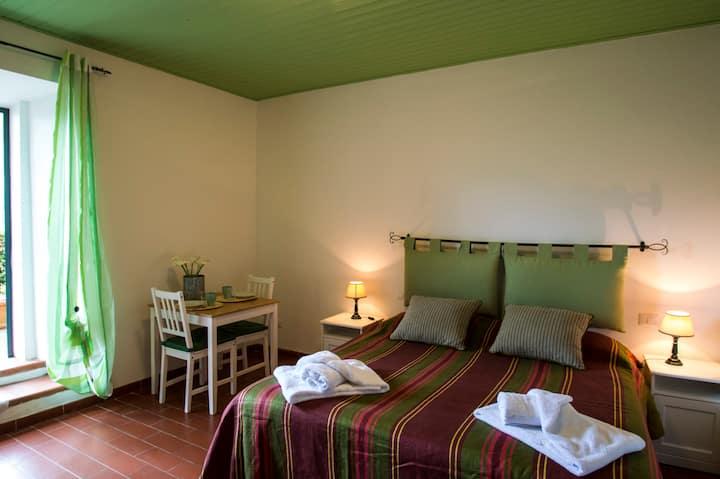 Salvia, appartamento nel Chianti Rufina
