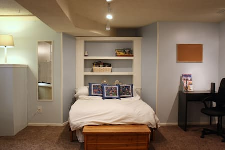 Garden Studio Apartment close to Convention Center - Minneapolis