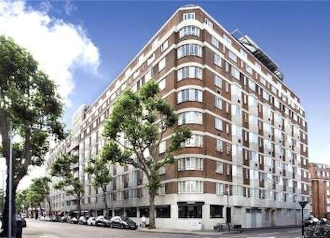 South Kensington Flat Near Tourist Attractions!