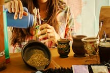 Mate, Argentina's Famous Drink & Tasting