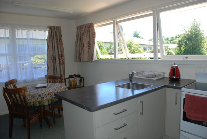 Cheap!entire house/No cleaning fee/close to Tekapo