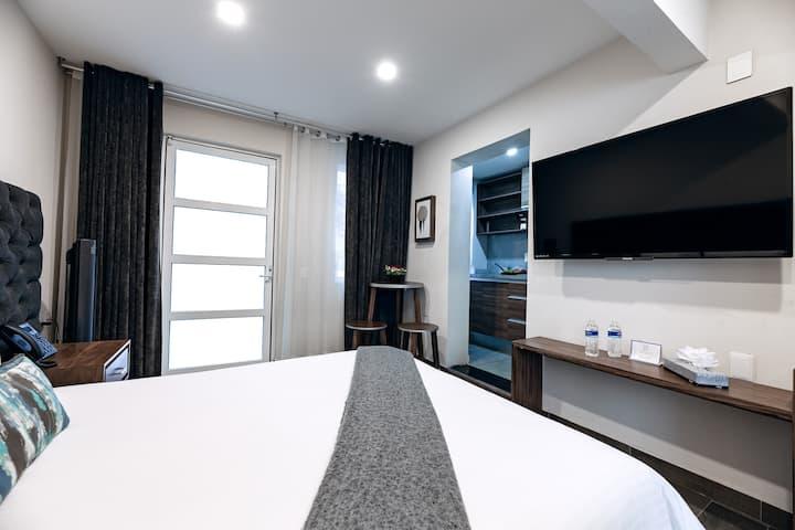 Best Location Reforma! 1 bedroom apartment