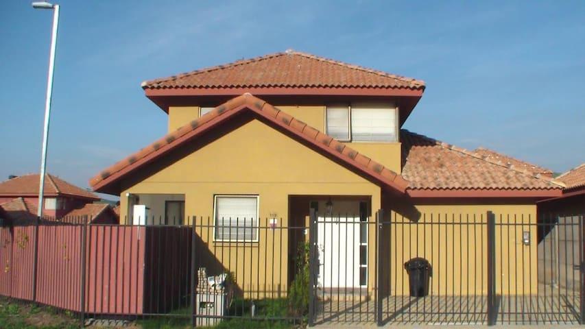 Casa Alto el Manzano - Tiltil - House