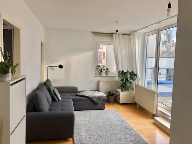 Cosy rooftop apartment