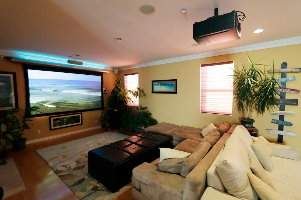 theater houses for rent in redondo beach california united states