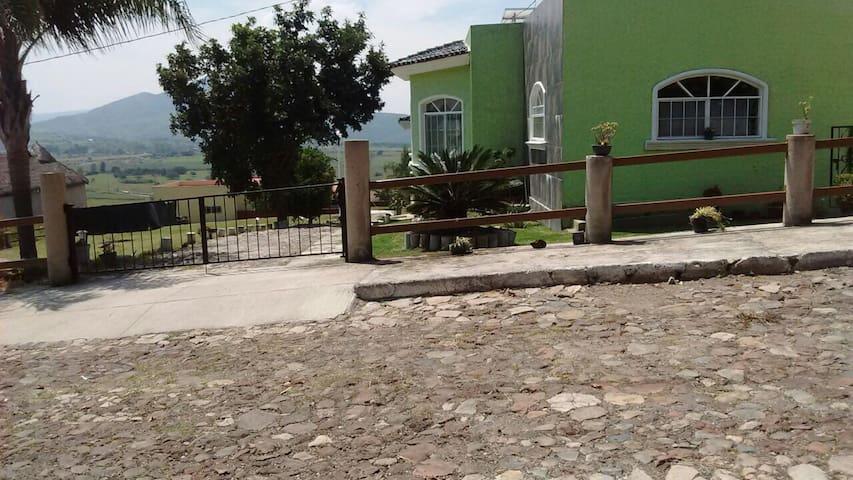 Un lugar para descansar - Acatlán de Juárez - Haus