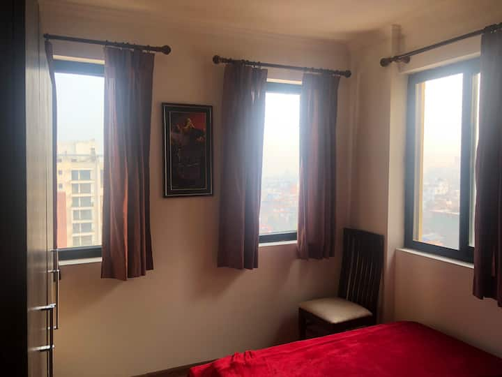 The Residency Apartment 2BHK