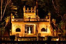 Paronella Park night tour