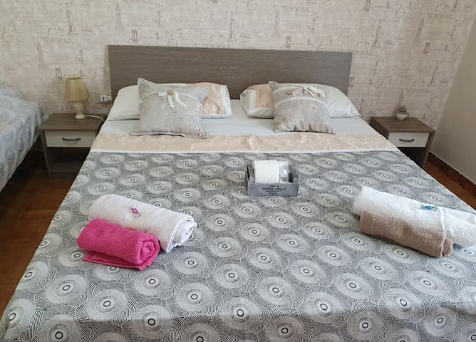 B&b room for 2 people near Pompei